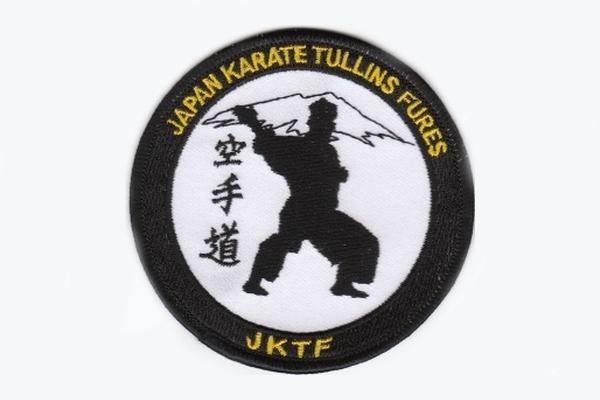 Logo en tissu