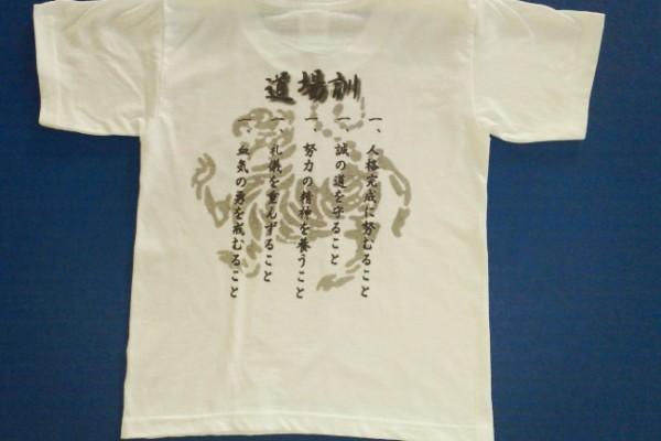 Tee Shirt - Dos