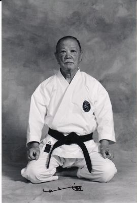 Toru Yamaguchi Sensei