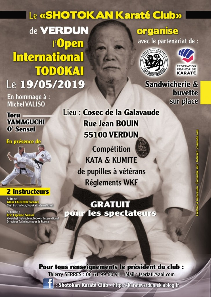 Open International Karaté 2019